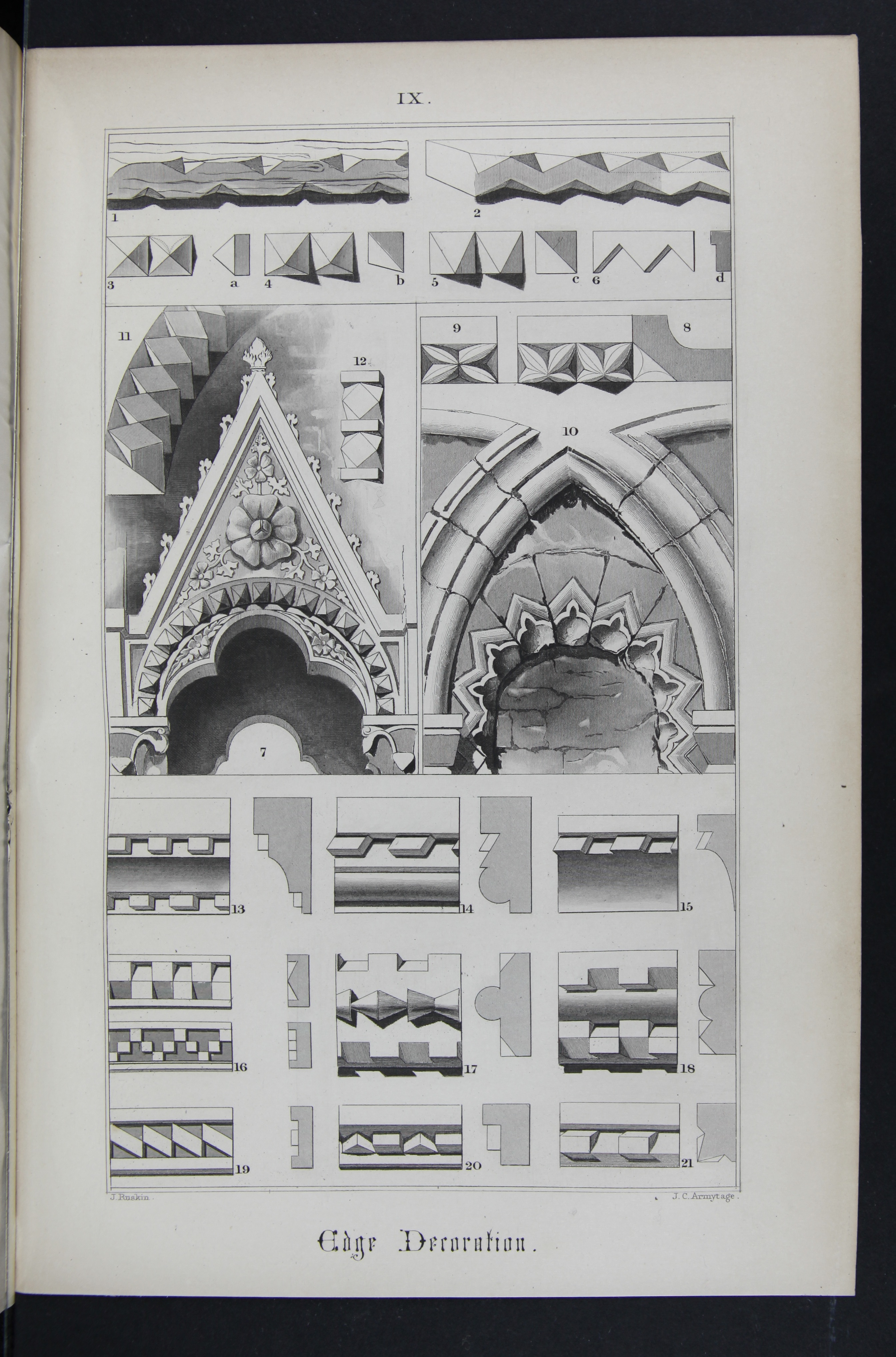 History of the book chapter 9 industrialization of print john ruskin the stones of venice london smith elder and co 1851 na1121v5 r8 1851 john ruskins enthusiasm for the details decorations fandeluxe Gallery